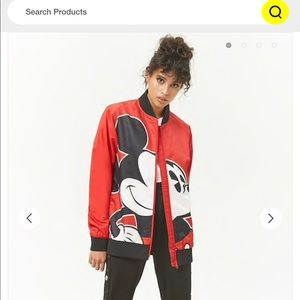 Disney Mickey Mouse Jacket